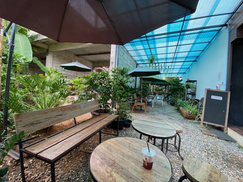 ร้านกาแฟขอนแก่น Vector Coffee Roaster